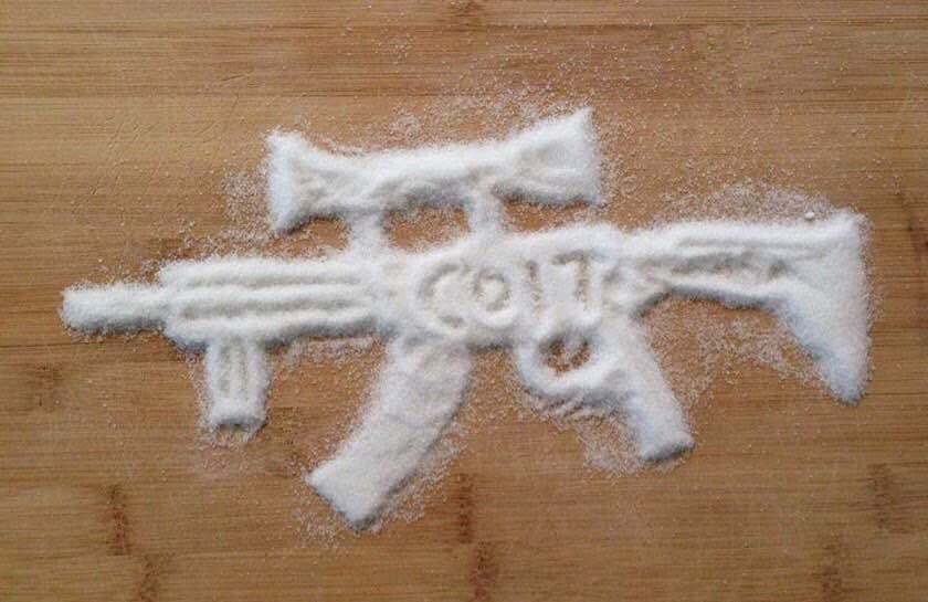 assault-rifle